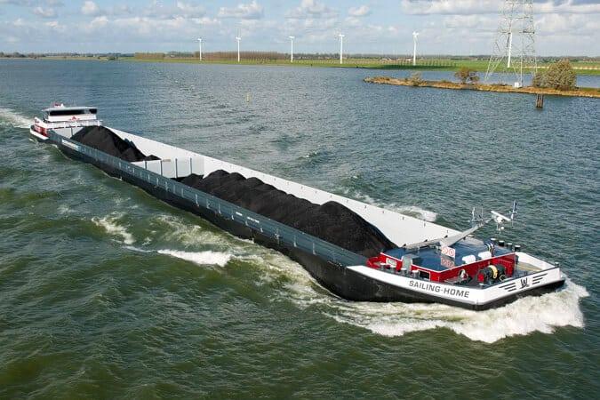 MVS Sailing Home